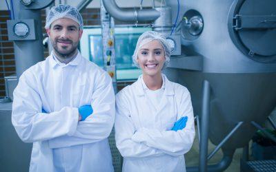 Pracovník/ice v masném průmyslu