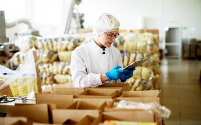 Dělnice balení